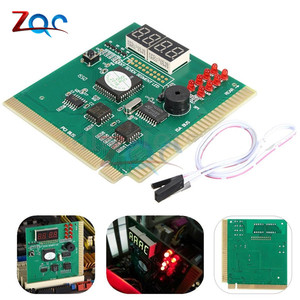 Image 1 - 4 Digit LCD Display PC Analyzer Diagnostic Card Motherboard Post Tester Computer Analysis PCI Card Networking Tools