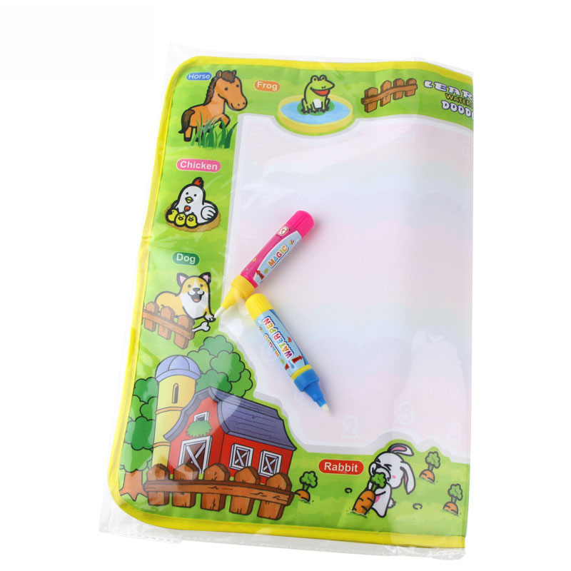 50x36cm-Baby-Kids-Add-Water-with-Magic-Pen-Doodle-Painting-Picture-Water-Drawing-Play-Mat-in-Drawing-Toys-Board-Gift-Christmas-5