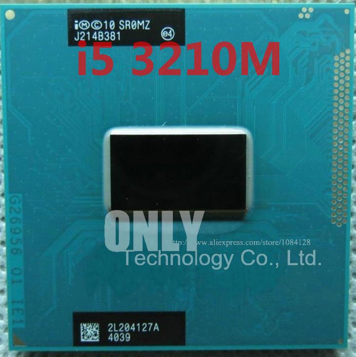 Intel Core I5-3210M 2.5Ghz //Dual Core//Laptop Processor SR0MZ Socket G2