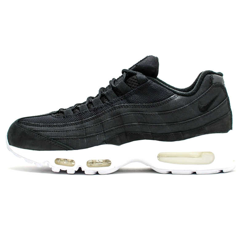 watch 0033a d156e ... Nike Air Max 95 Stussy Men's Running Shoes, Black ,Damping Anti-slip  Wear ...