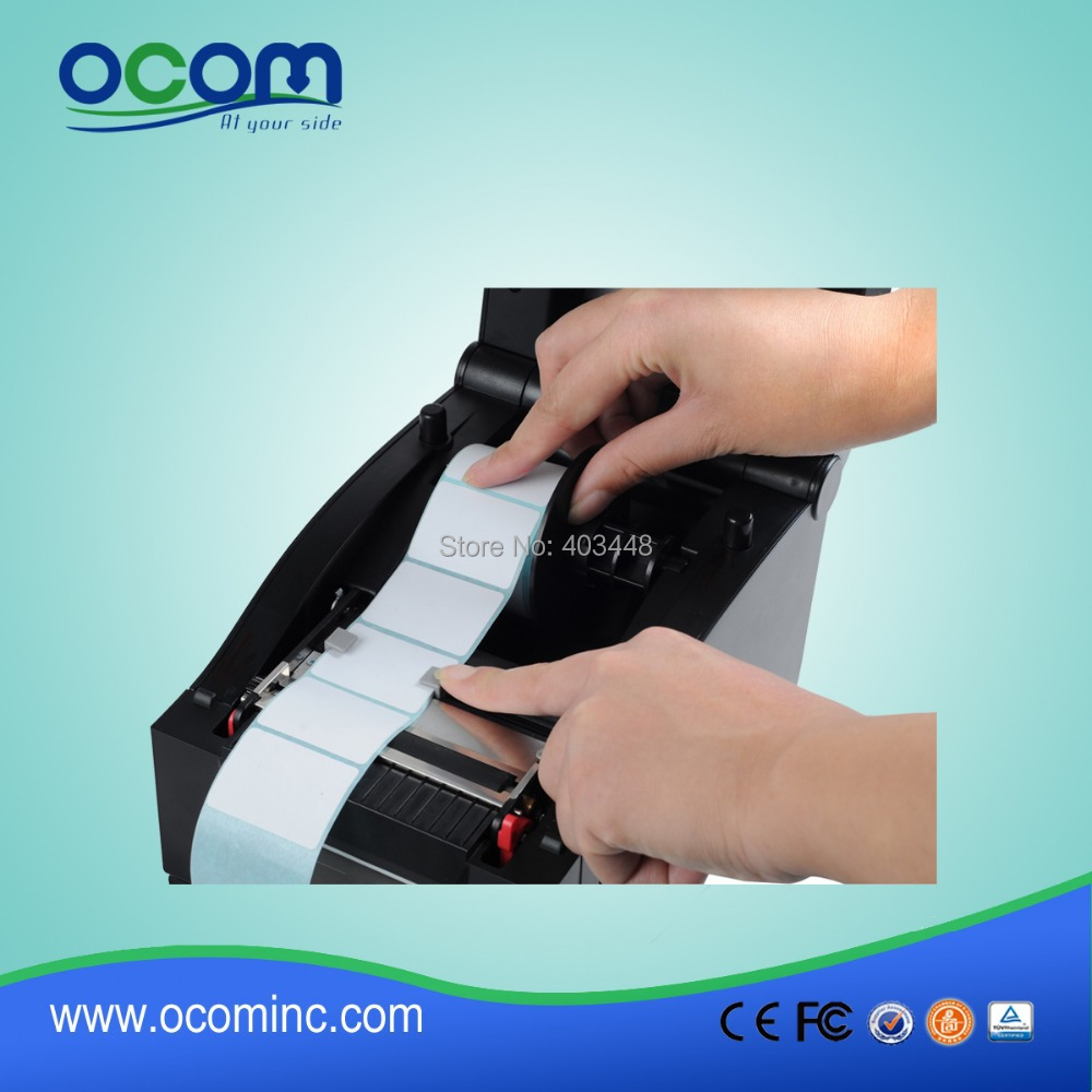 Desktop Printing Label Barcode Printer with Professional Perfect Design