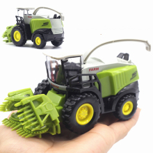 diecast 1:43 alloy plastic toy car farm tractor for agriculture toys for children kids boy diecast model car green die cast toy e agriculture an ict based technology transfer model in agriculture