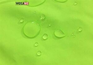 Image 5 - WOSAWE 반사 형 오토바이 조끼 모토 크로스 스포츠 팀 유니폼 높은 가시성 안전 조끼 초경량 방수 자켓
