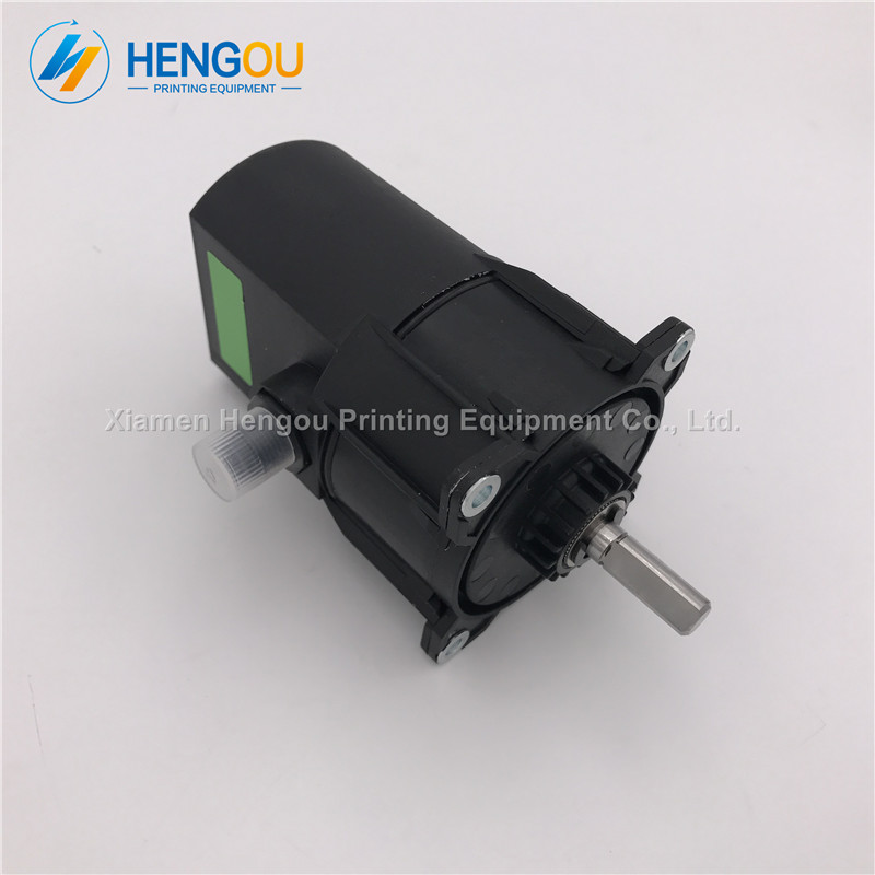 2 Pieces Free Shipping Heidelberg Printing Machine Motor 81.112.1311 for SM102 CD102 24V motor 20 pieces free shipping heidelberg printing machine spare parts feeder wheel size 60 8mm