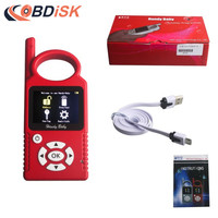 Handy Baby Hand Held Car Key Copy Auto Key Programmer For 4D 46 48 Chips Russian