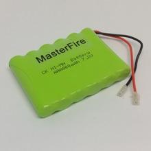 MasterFire 3PACK/LOT New Original 7.2V AAA 800mAh Ni-MH Battery Pack Rechargeable Batteries цена в Москве и Питере