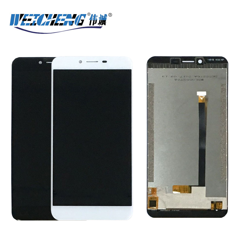 WEICHENG For Oukitel U15S LCD Display+Touch Screen Screen