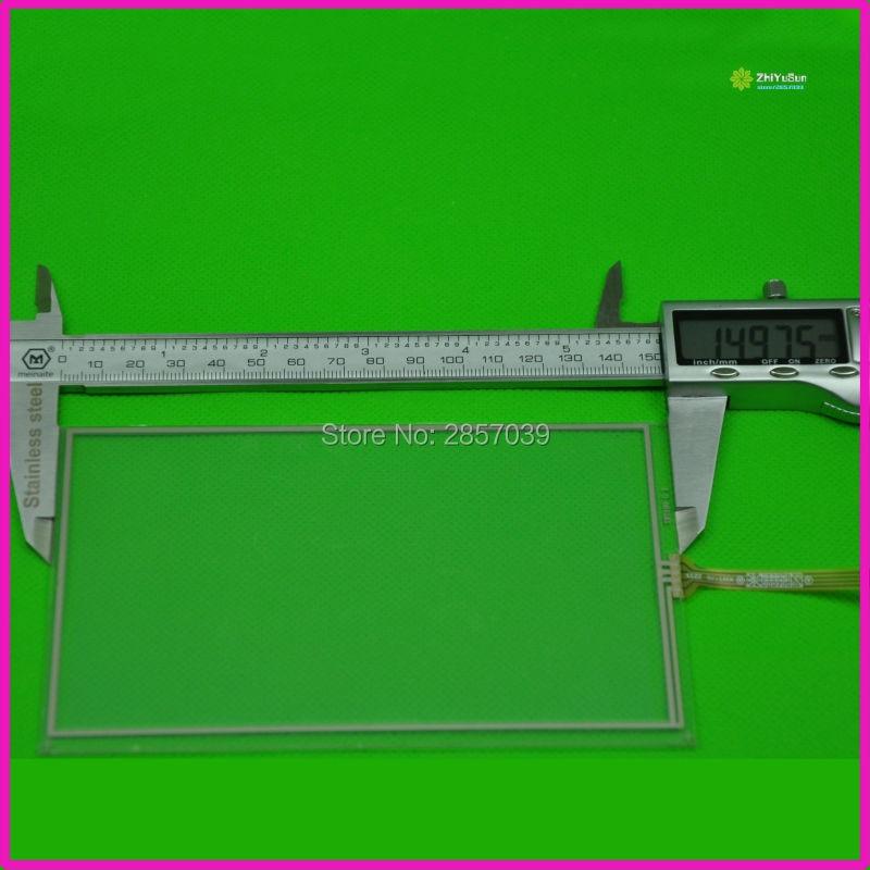XWT189 6.2 inch 4 baris Untuk Mobil DVD layar sentuh panel 150mm * 90mm ini kompatibel 150 * 90 TouchSensor FreeShipping