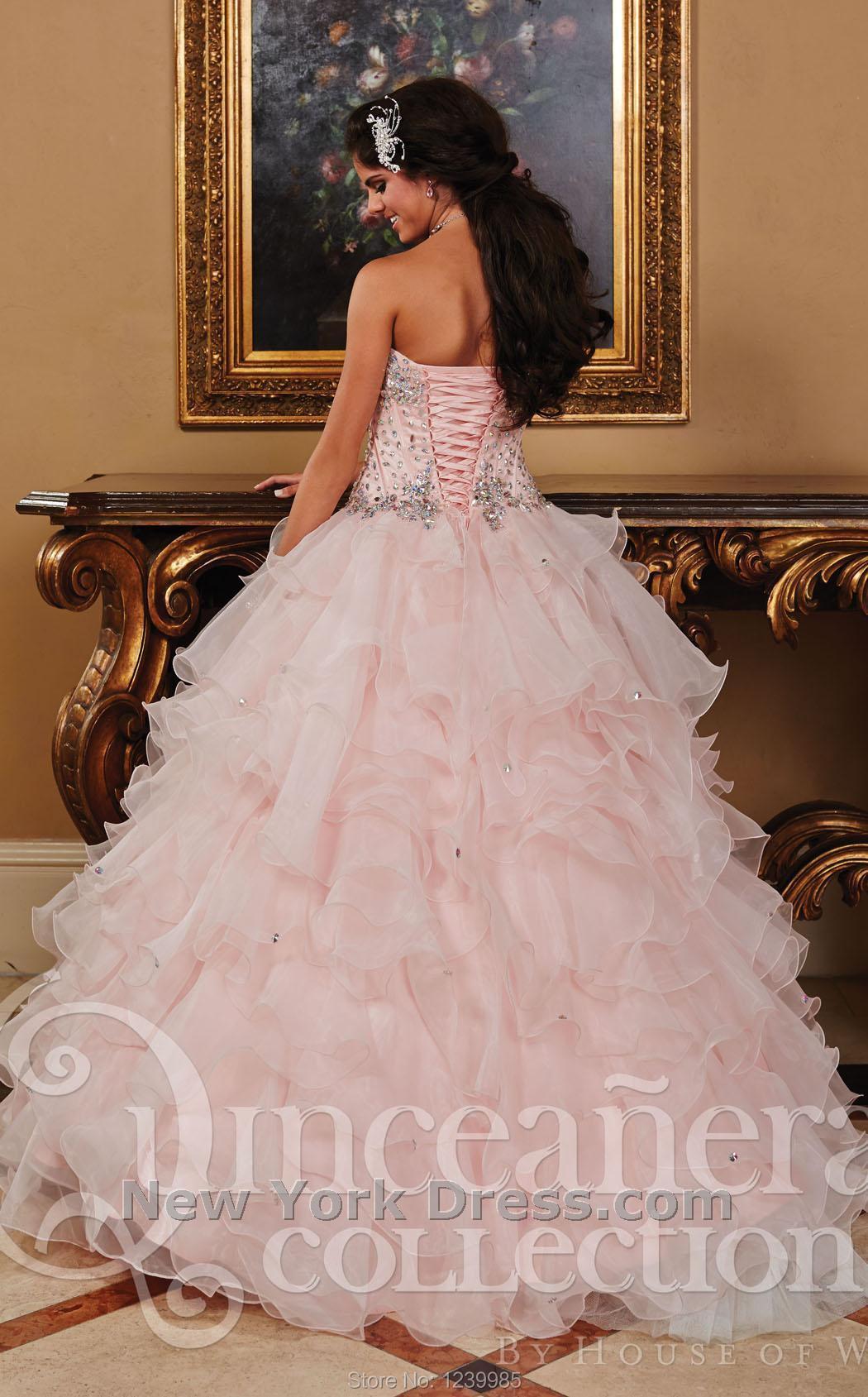 Hermosa Vestidos De Novia Con Cristales Foto - Colección de Vestidos ...