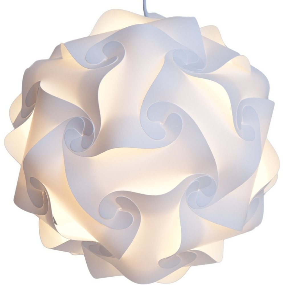 2017 pp puzzle lamp shade kit puzzle lights for room decoration size 2017 pp puzzle lamp shade kit puzzle lights for room decoration size 25cm in lanterns from home garden on aliexpress alibaba group mozeypictures Image collections