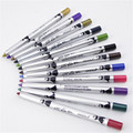1 PCS HOT Women Lady Beauty Makeup multicolor Eyeliner Waterproof Long-lasting Eye Liner Pencil Pen Make Up Cosmetic Cute Tool