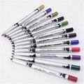 1 pcs hot mulheres lady beauty multicolor maquiagem delineador à prova d' água long-lasting eye liner pencil pen maquiagem cosméticos ferramenta bonito