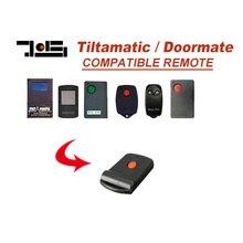 For tilt a matic ,doormate,TRV,TRG garage door remote control