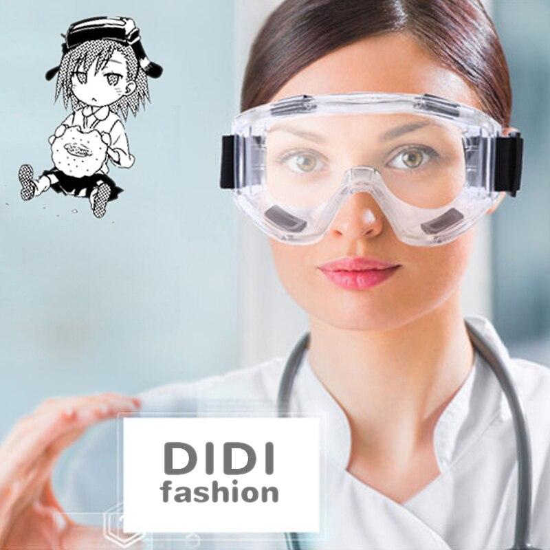 Didi Integrierte Schutz Schnee Gläser Männer Frauen Marke Brillen Schutzbrille Goggles Brillen Klare Linse Staub/winddicht H471
