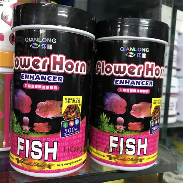 High Nutrition Fish food for Red Dragon Flowerhorn Cichlid Rajsh