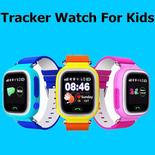 Child GPS Smart Watch Q90 With Wifi Touch Screen