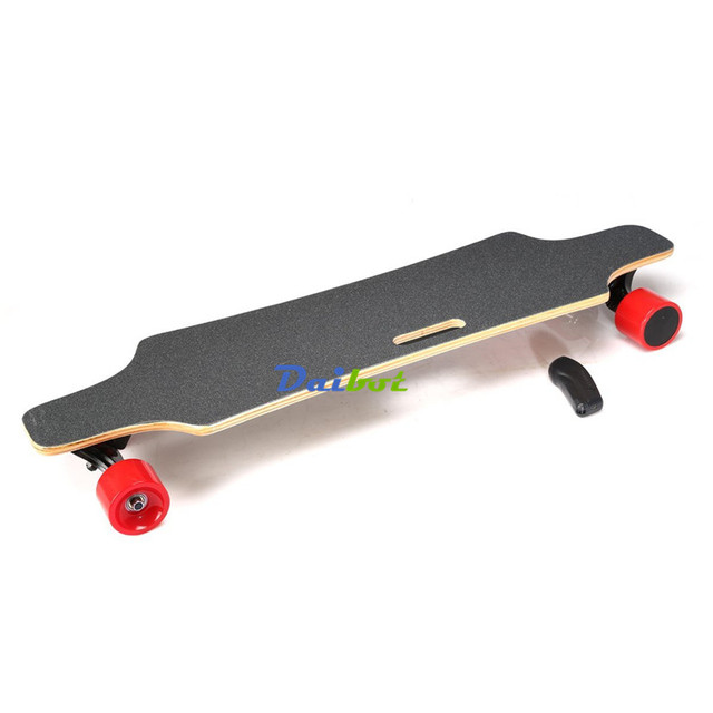 Samsung battery 40KM/h 600W Dual Motors  Four Wheels Electric Skateboard