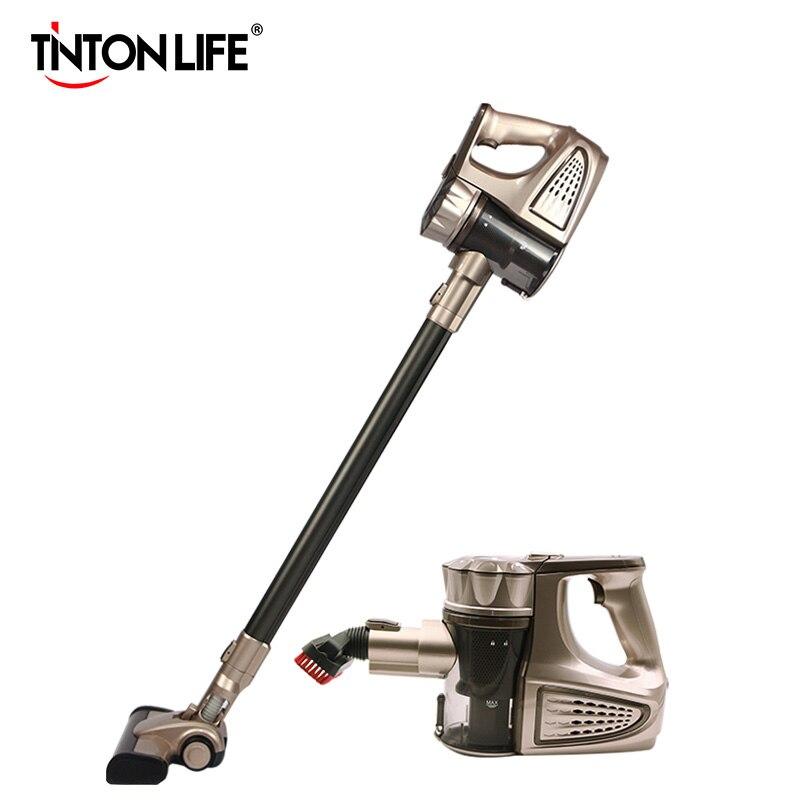 TINTON LIFE aspirateur sans fil 2 en 1 filtre Cyclone portable 8900 Pa collecteur de poussière d'aspiration forte