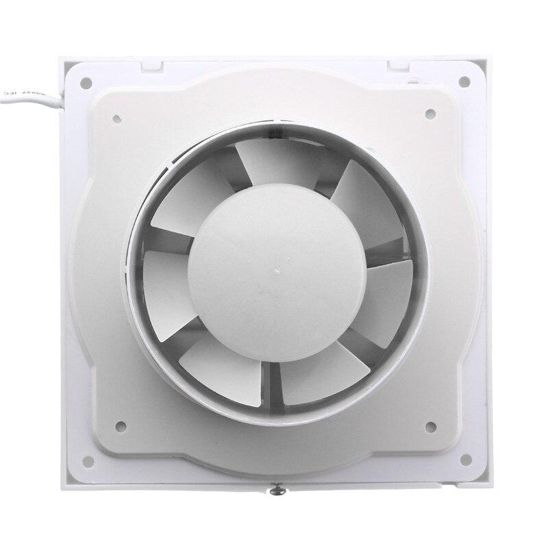 Aliexpress.com : 12 Watt 4 Zoll Lüftung Abluftventilator Badezimmer Decke  Wandhalterung Gebläse Fenster Wand Küche Toilette Bad Fan Loch Größe  100x100mm Von ...