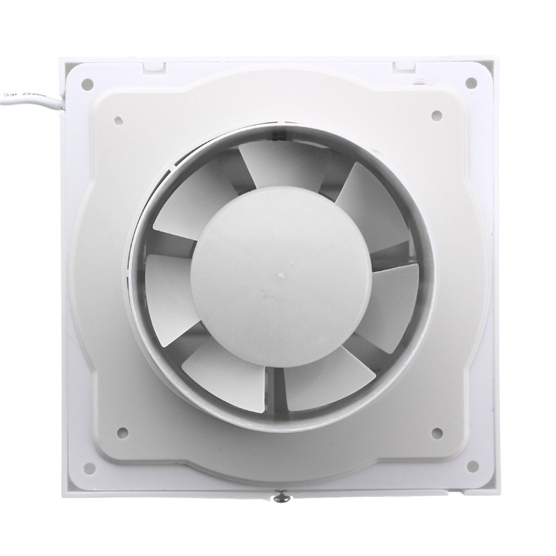 Mini Fan White Exhaust Fan Ventilation Blower Window Wall Mini Air Conditioning Appliances For Kitchen And Bathroom And Toilet Modern Techniques Home Appliances