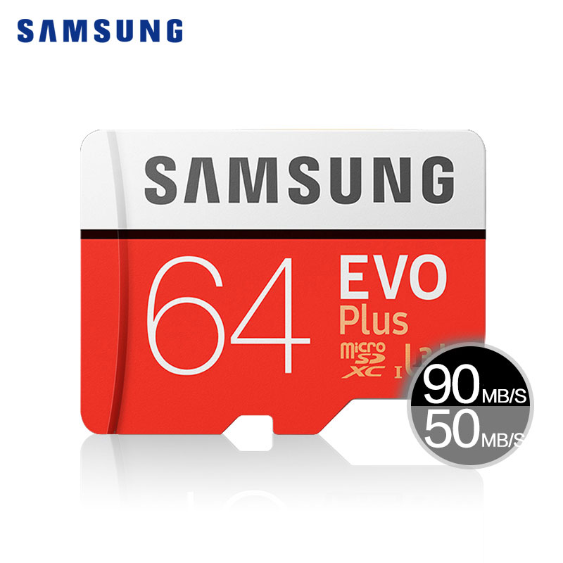 SAMSUNG Micro SD Carte 128 GB 64 gb 32 gb 256g 100 Mb/s Class10 U3 SDHC SDXC Microsd Carte Mémoire Flash TF Carte 16 gb Pour Mobile téléphone