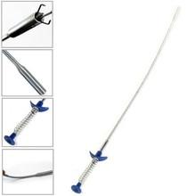 4 коготь 60 см длинный тянущийся гибкий инструмент для захвата пружинная рукоятка узкий изгиб изогнутый захват для сбора гаек и болтов