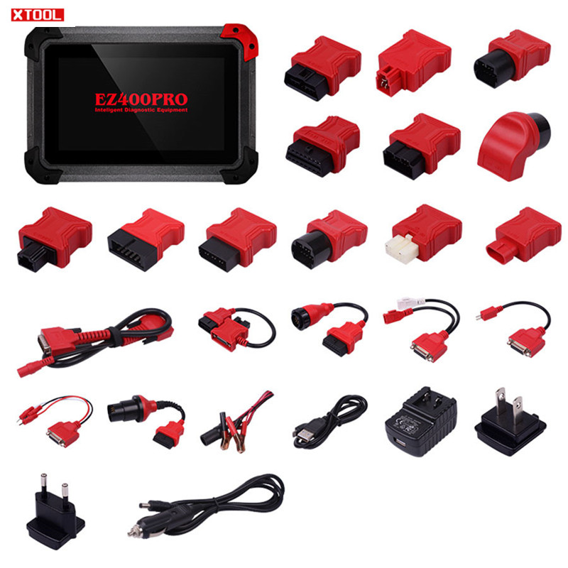 XTOOL EZ400 PRO Tablet Diagnostic Tool Same Function As PS90 XTOOL PS90 Auto Diagnostic Tool