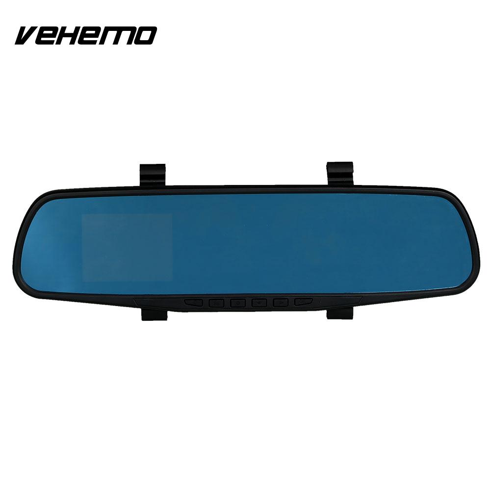 2.8'' 1080P Car Camera Video Recorder Rearview Mirror Vehicle Dash Cam