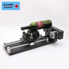 Rotary Załącznik 4 Koła Osi Obrotowej Rolki Obracają Grawerowanie laserowe dla Maszyny Grawerowanie Laserowe