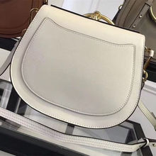 new women's high quality leather handbag luxury brand caviar square striped bag metal chain shoulder bag free shipping