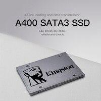 Kingston SSD Hard Disk 120GB 240GB 480GB SATA3 SSD 120 gb 2.5 Solid State Drive Memory Card Hard Drive Hd SSD A400 Notebook PC