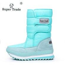 SIKETU Beliebte Schnee-aufladungen Für Frauen Flachem absatz 9 Farben Plus Größe Frauen Winter Stiefel Wasserdichte Frauen Winter Schuhe Wasserdicht