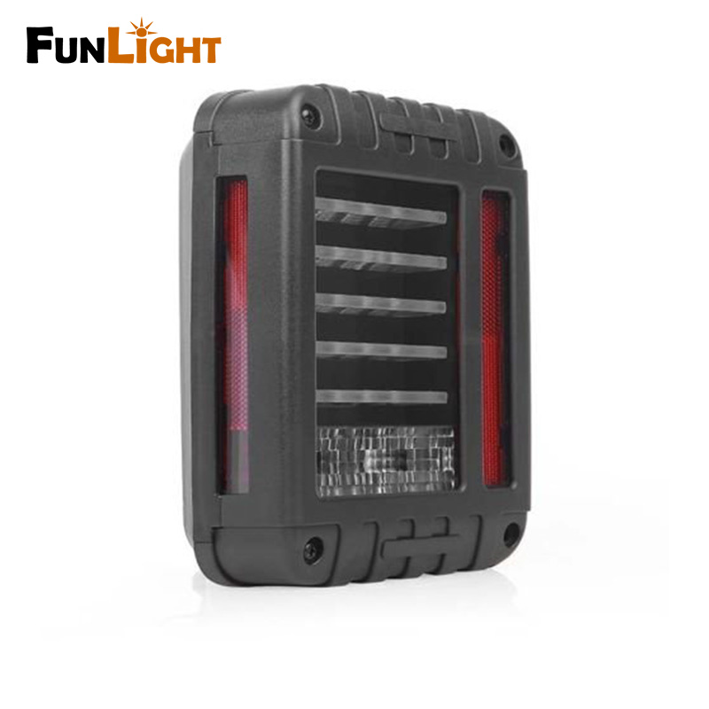 LED Tail Light For Wrangler JK (3)