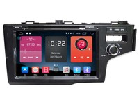 Android 6 0 CAR Audio DVD Player FOR HONDA FIT 2014 RHD Gps Car Multimedia Head