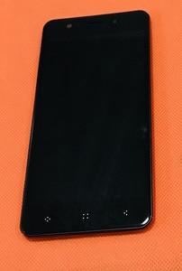 "Image 3 - 사용 된 원래 lcd 디스플레이 + 디지타이저 터치 스크린 유리 + 프레임 elephone p8 미니 mt6750t octa 코어 5.0 ""fhd 무료 배송"