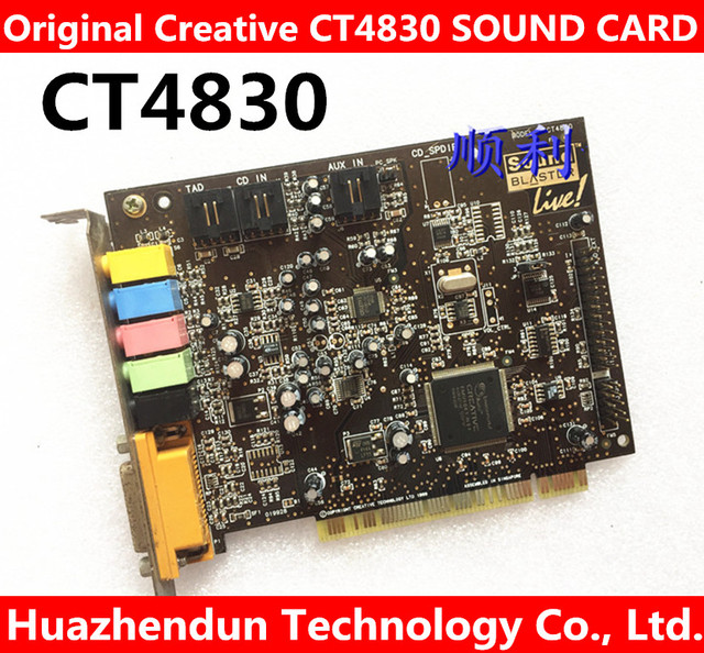 DOWNLOAD DRIVERS: CREATIVE CT4830