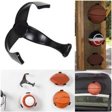 Ball Claw Basketball Holder Stand Plastic Support Football Soccer Rugby Stand