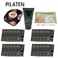 Pilaten 1 Pcs Big +20 Small Deep Cleansing Peel Off Removal Nose Face Mask + 1 Pcs Eye Mask Gift Beauty Mask Blackhead Remover