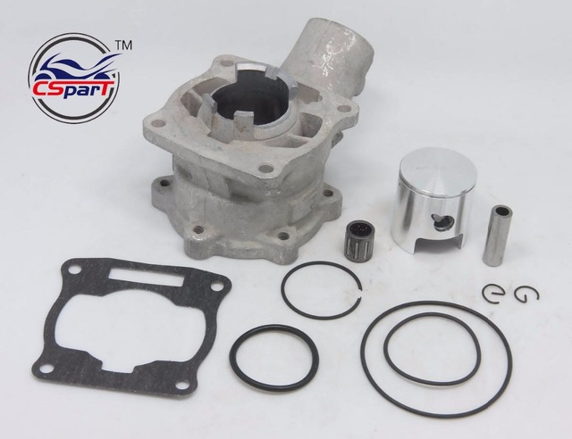 US $75 0 |37mm Cylinder bore kit For Blata MTA4 Water Cooled C1 Engine 39CC  Mini Moto Pocket bike Parts-in Pistons & Rings from Automobiles &