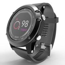 Купить с кэшбэком Outdoor Smart Watch Sport Pedometer Waterproof IP68 Bluetooth Men Digital Clock Call Reminder SmartWatch For ios Android iPhone