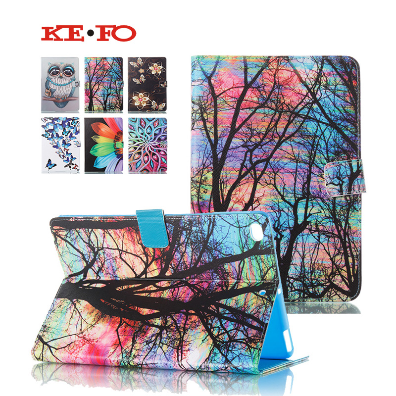 KeFo For ipad 9.7 inch 2017 Case,PU Leather Flip Case Cover For Apple i