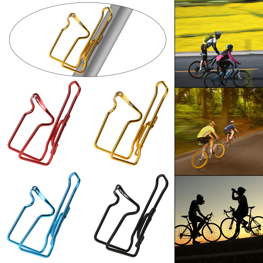 Aluminum Water Drink Bottle Rack Holder Bracket Cage For Bicycle Cycle Bike