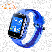 GPS Child Smart Watch Kids Watch Phone Baby Smartwatch with Camera SOS Call SIM Card LBS Location IP67 Waterproof Touch Screen(China)