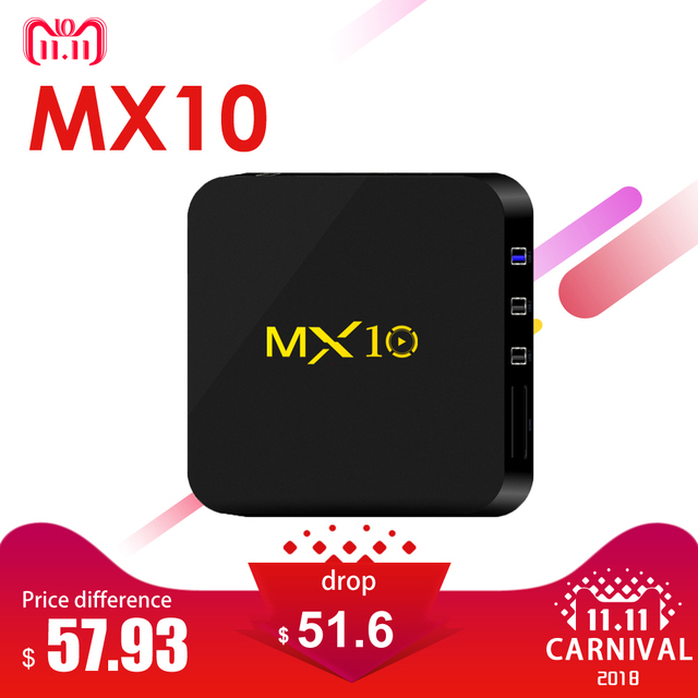 Mx 10 android box | Quick  2019-03-04