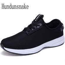 Hundunsnake Summer Barefoot Shoe Men Sneakers Black Mesh Adult Male Sport Shoes Gym Running Shoes For Men Krasovki Athletic T364
