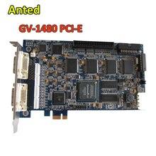 ГВ 1480 GV-1480 PCI-Express V8.5 V8.6 dvr карта ПК на основе цифрового видео плата рекордера GV1480A