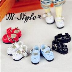 1/8 1/12 Bjd doll bow cute shoes - small p lati momoko