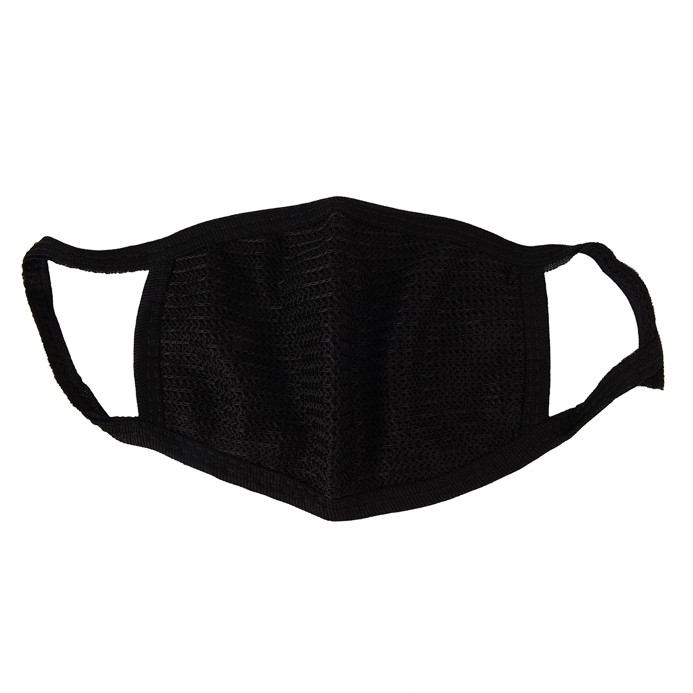 JETTING Hot Black Mouth Mask Cotton Anti Dust Protective Double Kpop Mask Washable Many Times Using Hot Sale Wholesale