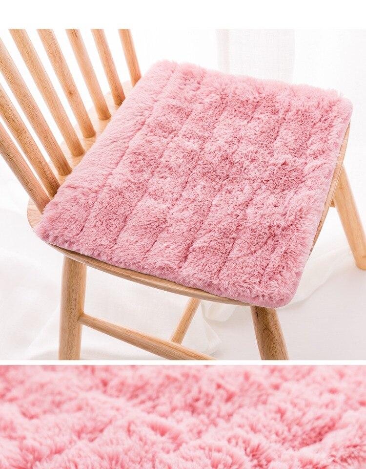 40cmX40cm Chair Seat Cushion Home Use Dining Garden Patio Home Kitchen Office Pads Cushion Cushion for Chair Kids Room Decor