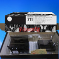 Alta Qualidade Nova cabeça de Impressão Original Compatível Para HP T120 T520 C1Q10A Designjet 711 Impressora de Cabeça